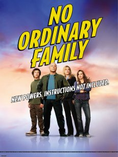 No ordinary family promo