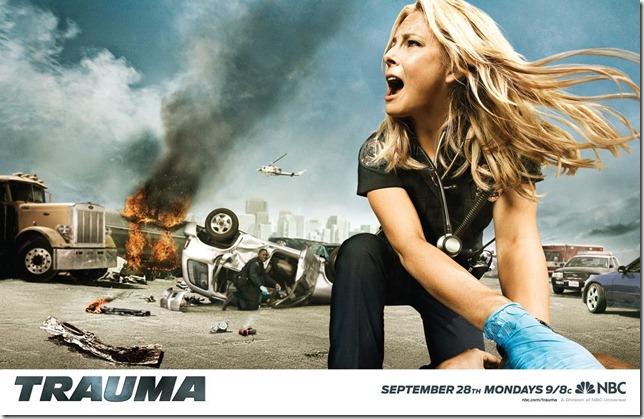 Poster Trauma -2