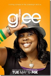 Amber Riley (Mercedes Jones)