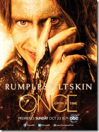 Once upon a time - Rumples Tiltskin