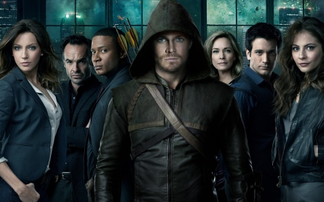 Arrow Cast - The CW