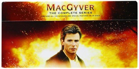 macgyver tv series