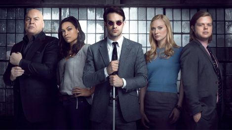 Daredevil cast - © Netflix